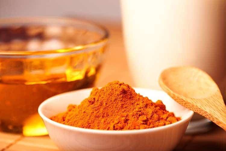 liver and hormones - turmeric powder