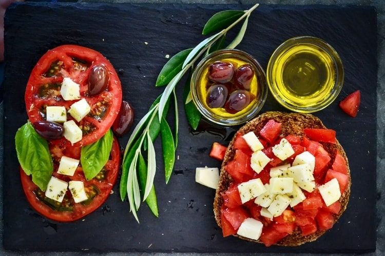 food ingredients to avoid tomatoes oil