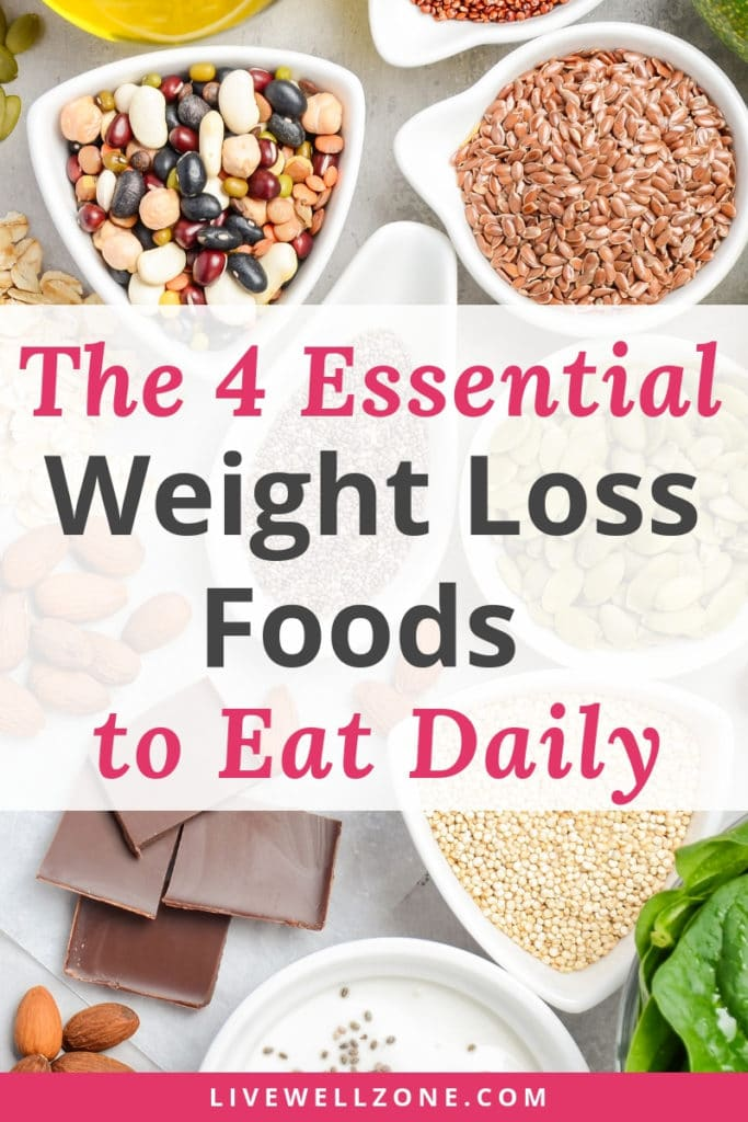 important weight loss friendly foods to eat every day