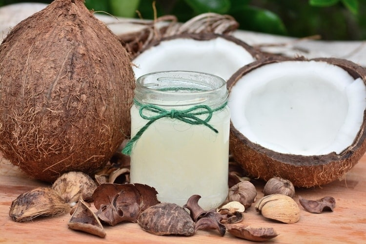 weight loss friendly foods coconuts