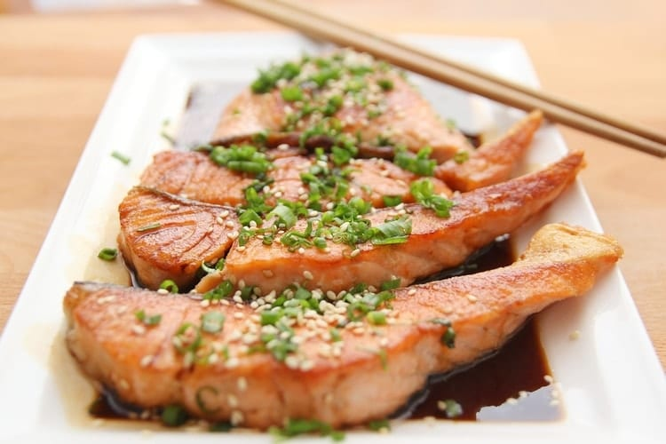 weight loss friendly foods fish