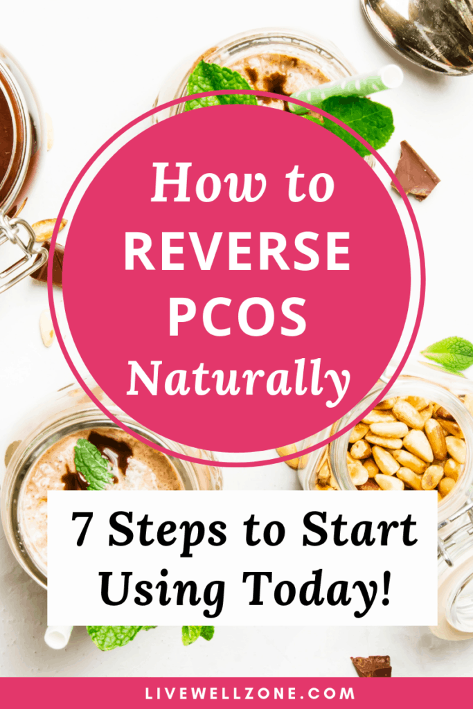 reverse pcos naturally healthy foods
