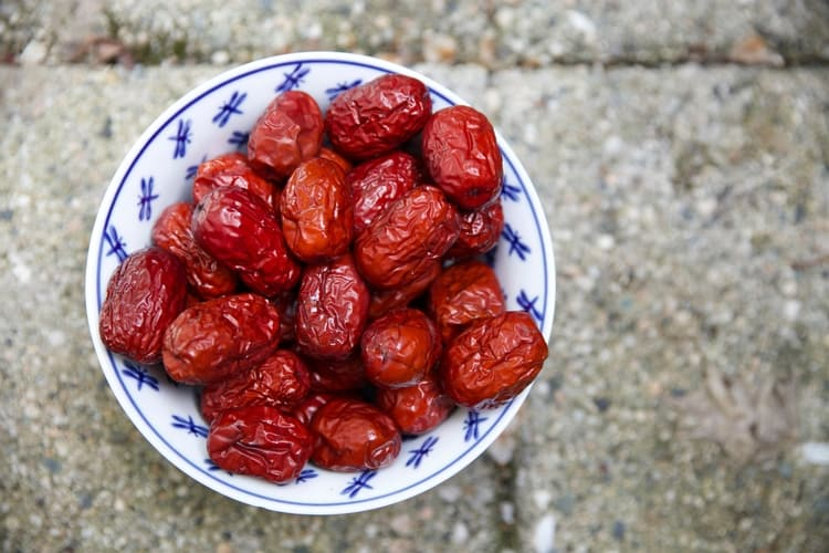 hormone friendly energy ball recipes dates in a plate