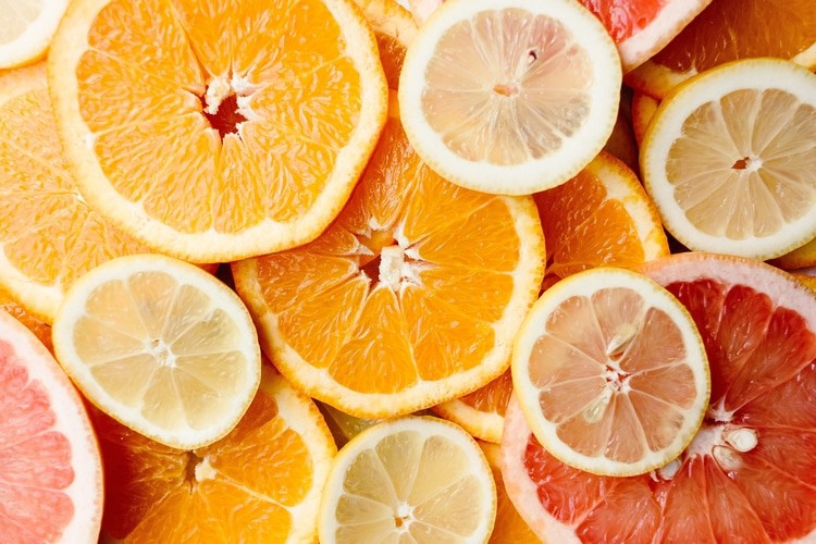 citrus fruits in vitamin guide for women