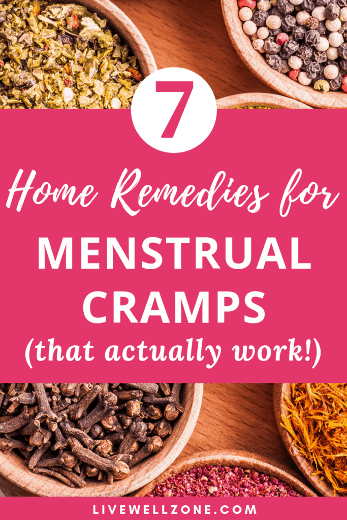 Home Remedies For Menstrual Cramps 7 Tips You Probably