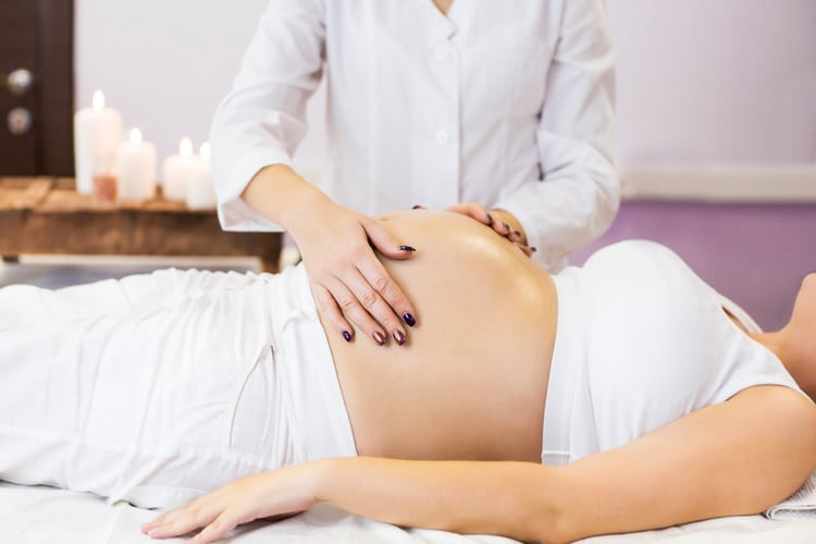 benefits of essential oils during pregnancy
