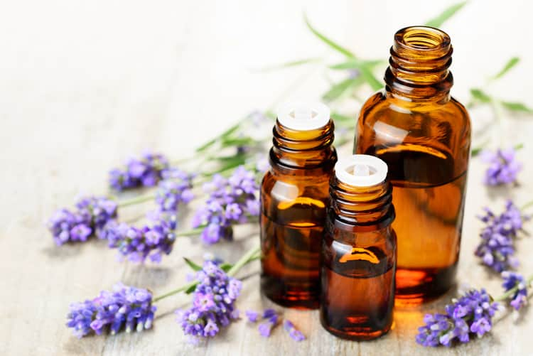 lavender oil in essential oils that are safe for pregnancy and breastfeeding