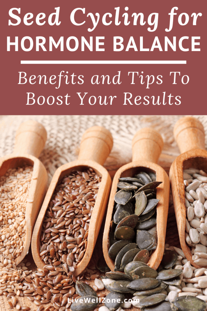seed cycling for hormonal imbalance benefits and tips