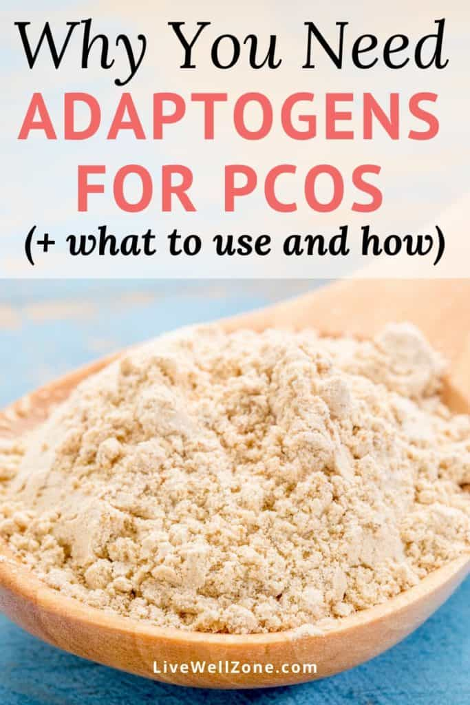 adaptogens for pcos spoon