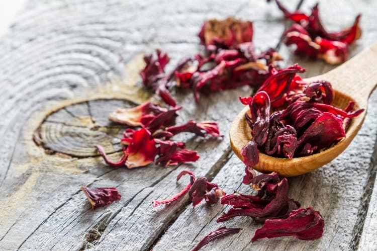 benefits of hibiscus tea for menopause
