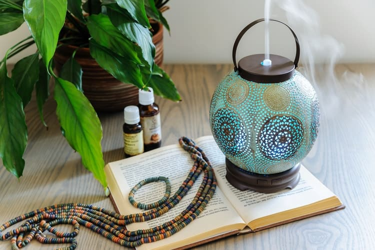 can you diffuse essential oils all night