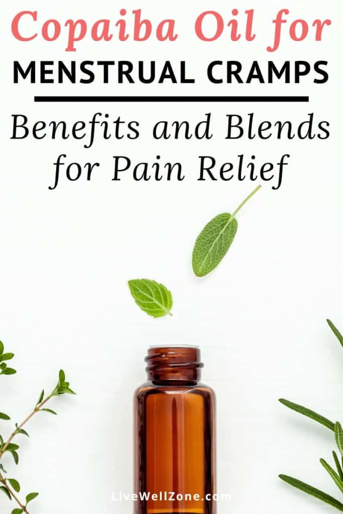 copaiba for menstrual cramps benefits and blends for pain relief