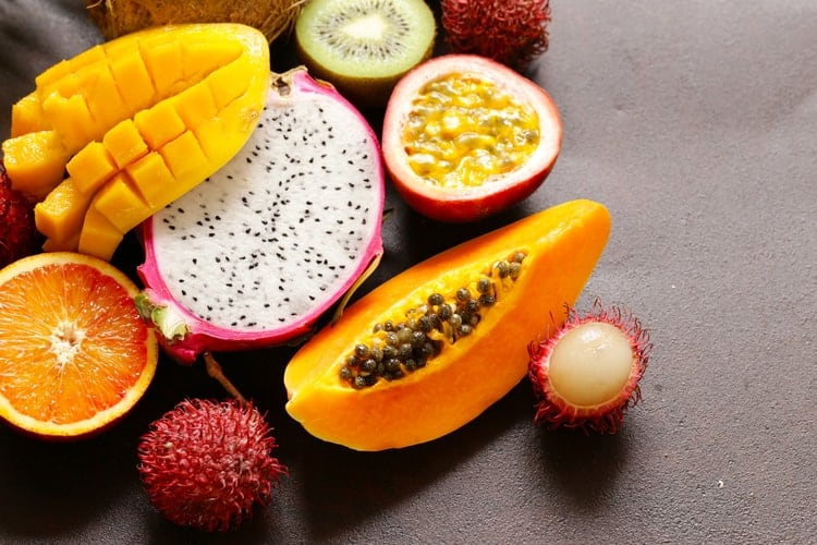 fruits struggling to lose weight
