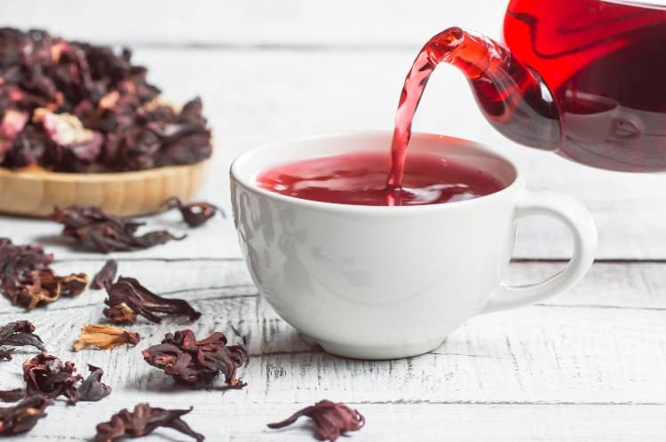 Hibiscus Tea and Menopause: Uses For Weight Loss, Hot Flashes and More