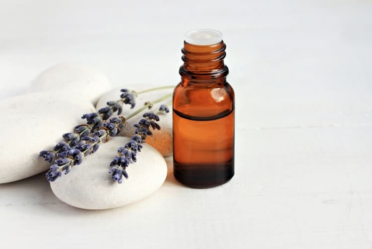self care during period essential oils