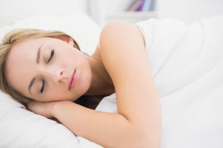 sufficient sleep