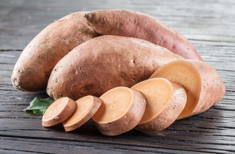 sweet potatoes struggling to lose weight