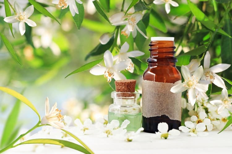 what essential oils should I diffuse for sleep neroli