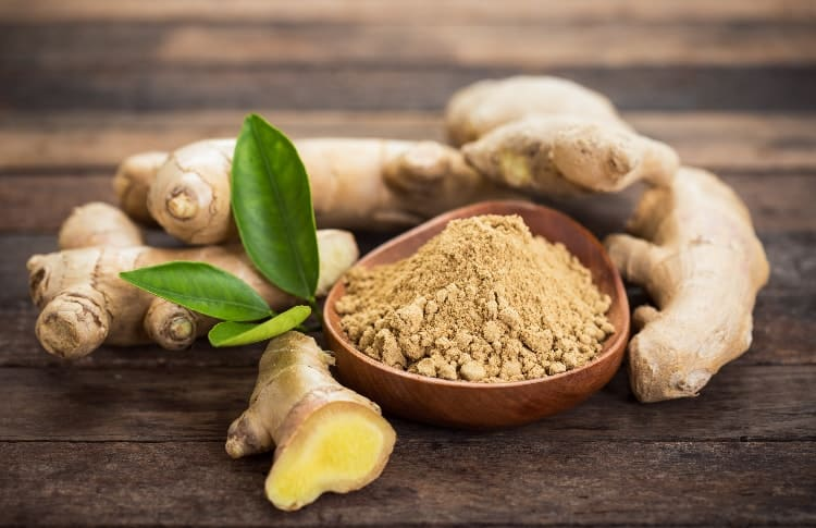 ginger root and powder clomid alternatives
