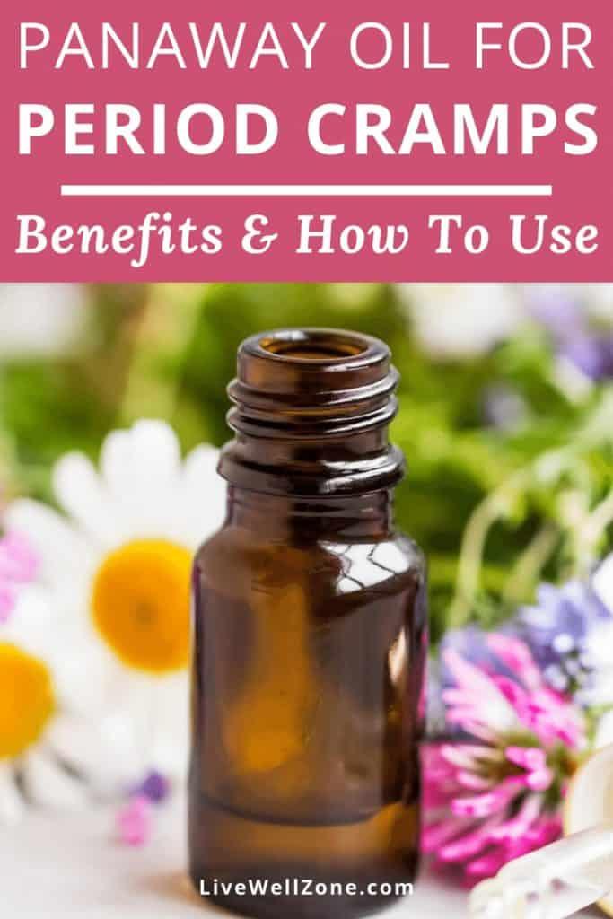 panaway for menstrual cramps benefits uses