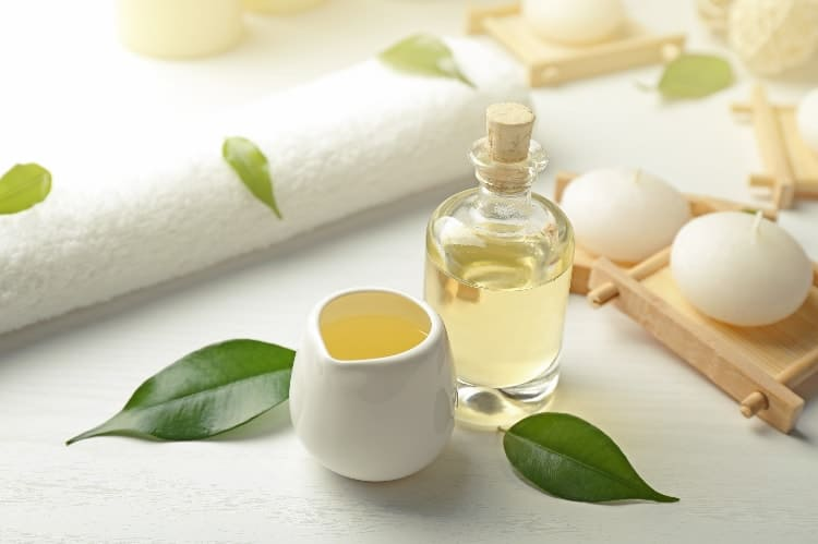 peppermint essential oil for menstrual pain