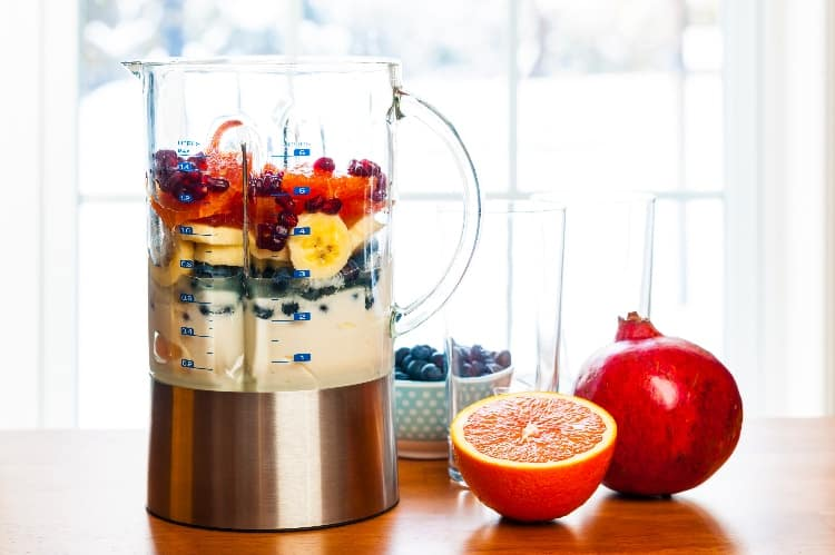 ingredients to put in a smoothie for weight loss