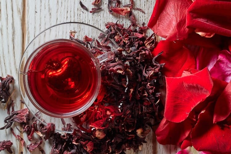 teas for balancing womens hormones