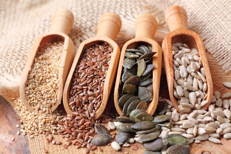 A Beginner's Guide to Seed Cycling for Hormone Balance