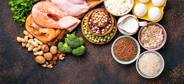 high protein foods for pcos