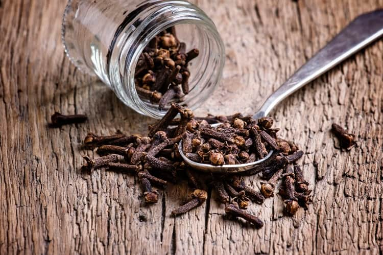 cloves for menstrual cramps