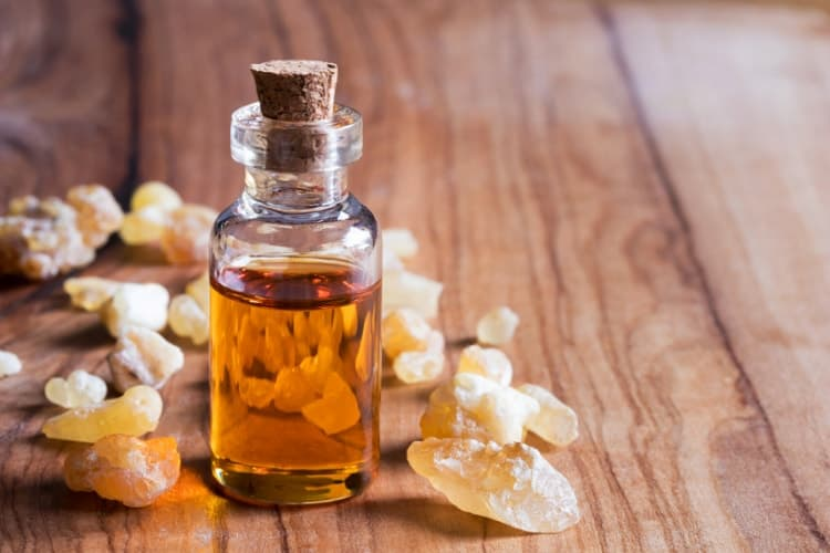 best type of frankincense to use for painful menstrual cramps