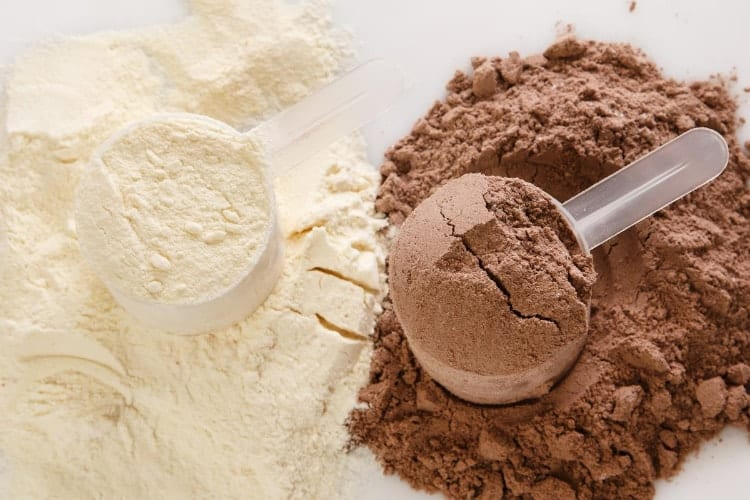protein powder and menstrual cycle