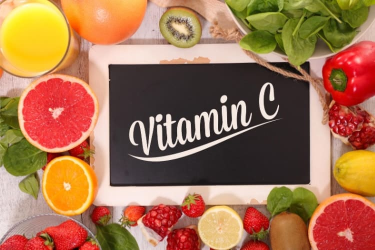 benefits of vitamin c for excessive period bleeding