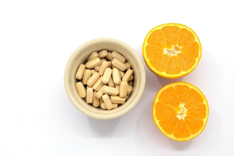 how to choose vitamin c supplements for heavy menstrual bleeding