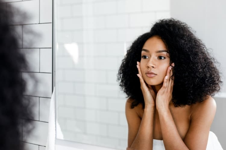 how to get rid of hormonal acne naturally