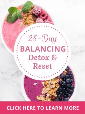 balancing detox sidebar banner