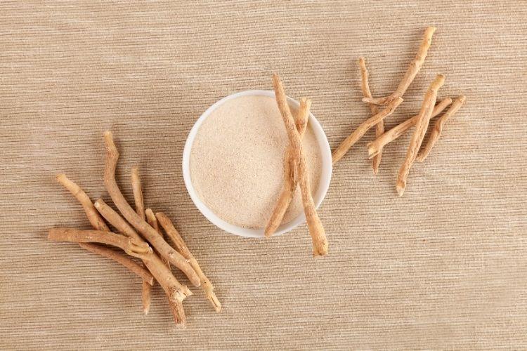 herbal remedies for weight loss during menopause - ashwagandha