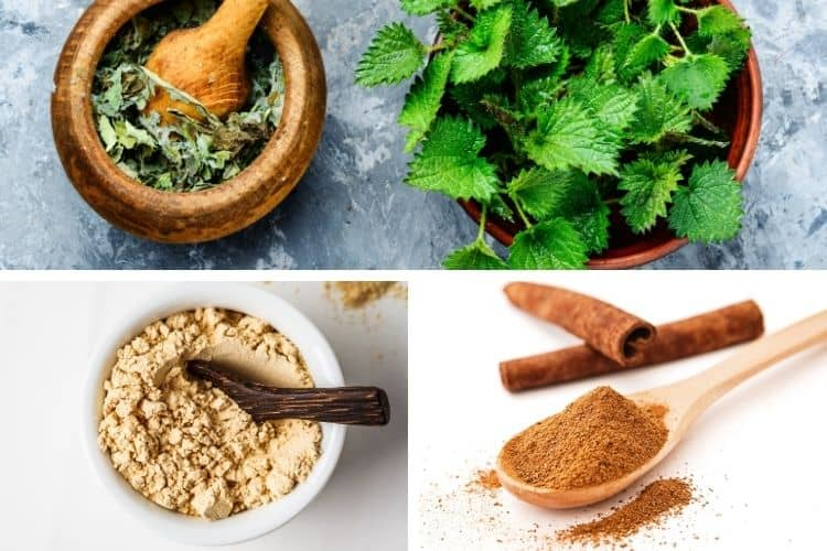 herbs for menopause weight gain