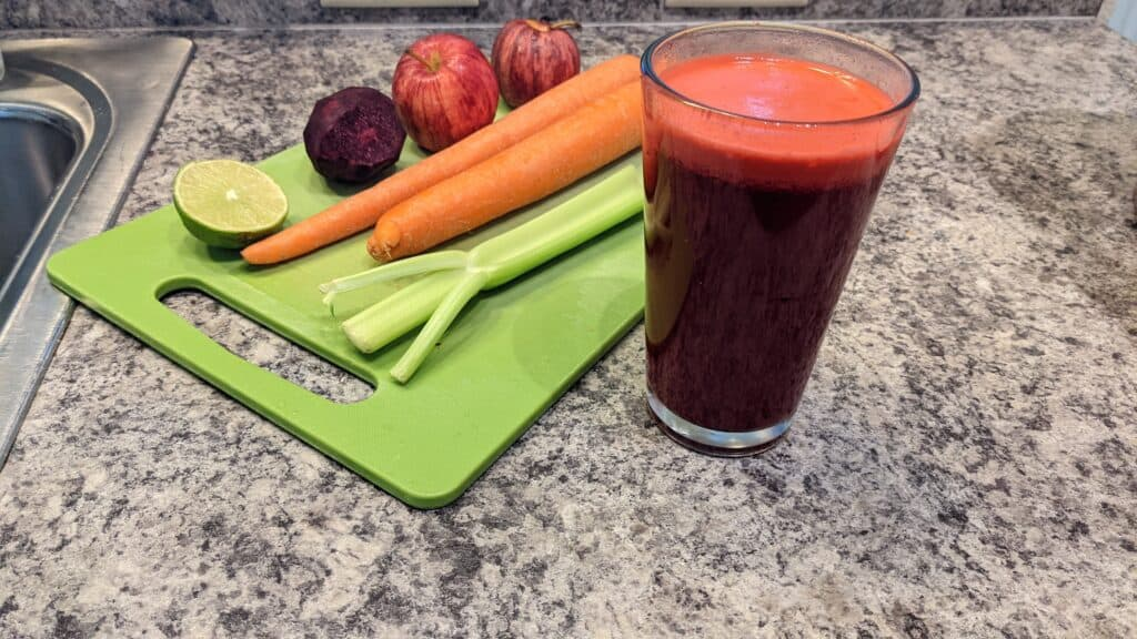 juicing recipes for hormone support