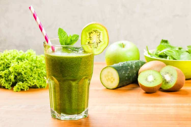 benefits of a green smoothie for weight loss energy