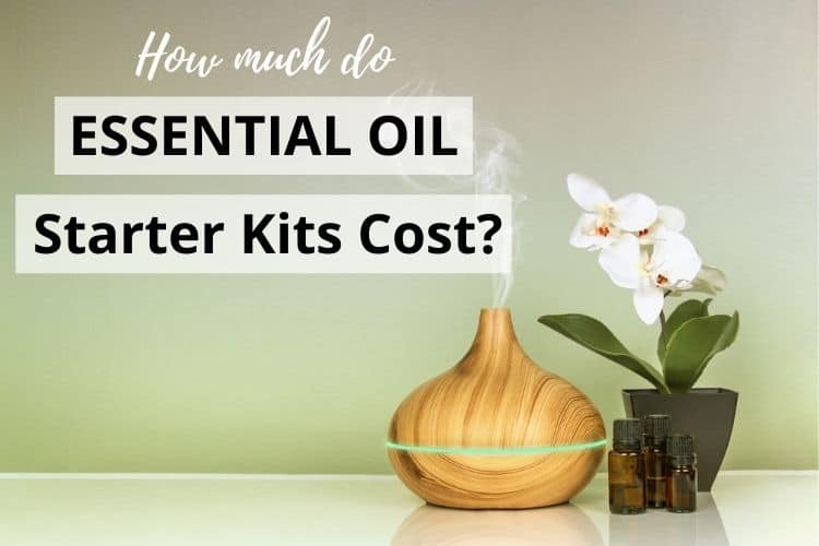 how much is an essential oil starter kit